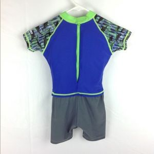 Speedo Swim - Speedo 18 - 24 Mo Toddler Boys Flotation Swimsuit